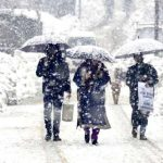 MeT Predicts Snowfall In Kashmir From Dec 11 To 13
