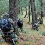 Security Forces Launch Cordon And Search Operation In Jammu And Kashmir's Ganderbal District