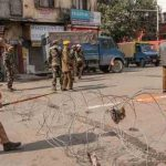 Denied Rally Permission, Kashmir Struggle Committee Fumes