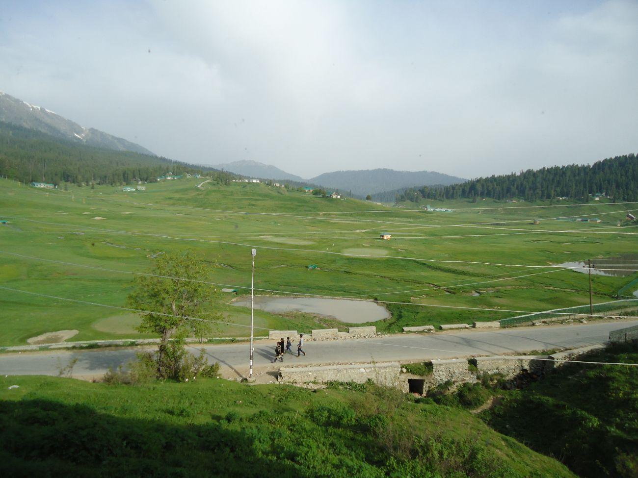 Gulmarg Golf Range