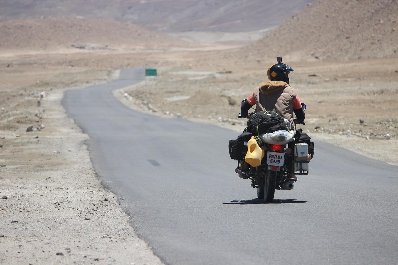 Never Miss Motor Biking