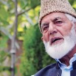 After Row, J&K Cops Post Video Of Separatist Syed Geelani's Funeral