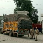 En Route From Punjab To Kashmir, Trucks With 3 Suspected Militants & Ak-47 Seized