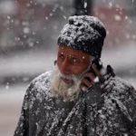 Kashmir Shivers At Minus Five Stage, Information Season's Coldest Evening
