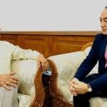 Japanese Ambassador Meets Jitendra Singh