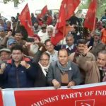 CPI(M) Stages Anti-CAA Protest In Jammu, Calls For Immediate Revocation Of New Law