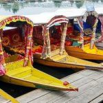 No Shikaras On The Dal Lake This Season