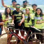 Achievement: Kashmiri youth measured the distance of Kanyakumari by bicycle in eight days, made a world record
