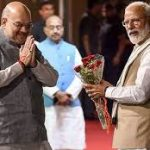 PM Modi Wishes Amit Shah On His 55th Birthday