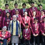PM Modi Asks Rashtriya Bal Puraskar Awardee Children To Work Harder