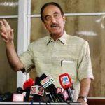 After Supreme Court Nod, Ghulam Nabi Azad To Visit Srinagar Today